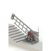 Лестничный подъемник для инвалидов в Красноярске фото