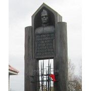 Создание памятников, мемориалов. фото
