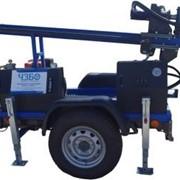 Буровая гидравлическая установка GIDROBUR-G1 для скважин на воду фото