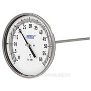 Биметаллический термометр Модель 53 осевой фото