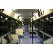 "Троллейбус с низким уровнем пола модели 5298-01 ""Авангард"" фото"