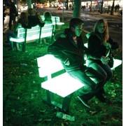 Светящаяся краска Акмилайт для дерева, фанеры, ДВП и ДСП. фото