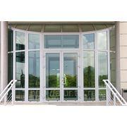 Производство оконных и дверных панелей. фото