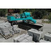 Мобильный комплекс оборудования по производству пенобетона. фото