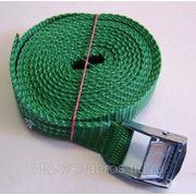 Стяжной ремень СРМ-30 (0,2 т/ 3м) с пружинным замком фото