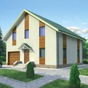 Проектирование кирпичных домов фото