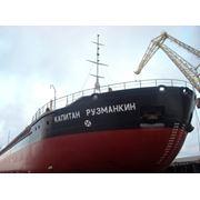 Самоходное многоцелевое сухогрузное судно дедвейтом около 5400 тонн. Проект RSD44. фото