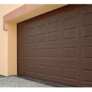 Ворота гаражные автоматические фото