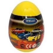 Модель машины 1:60 яйцо-сюрприз Welly фото