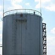 Вертикальные стальные резервуары для хранения ГСМ, резервуары для воды фото