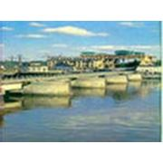 Гидротехнические бетоны для плотин каналов фото