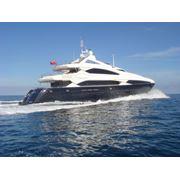 Моторная яхта Sunseeker 37 Metre Yacht фото