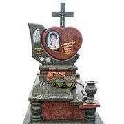 Гранітні пам'ятники від виробника фото