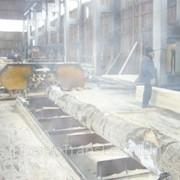 Производственная база по переработке древесины фото