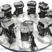 Этикетавтомат ММ6 роторного типа (шаговый двигатель) фото