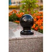 Куля декоративна фото