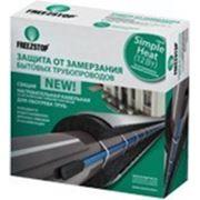 Комплект греющего кабеля Freezstop Simple Heat 19п.м. фото