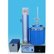 Полуавтоматический аппарат для определения предельной температуры фильтруемости дизельных топлив фото