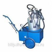 Аппарат доильный АД-02 (220В, 0,75кВт, 20 литров) фото