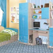 """Детская комната """"Лего"""" набор мебели для детской фото"""