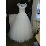 Свадебное платье Классическое . фото