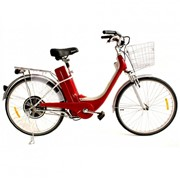 Электровелосипед E3 фото