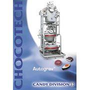 Комплексная система для взвешивания и перемешивания компонентов а также для растворения кристаллов сахара фото