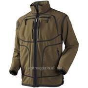 Куртка Q fleece jacket, Optifade&trade- Ground Forest фото