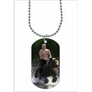 Жетон, кулон с Путиным №1 фото