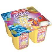 Йогурт Черника/Яблоко-Груша фото