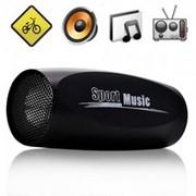 Металлический спортивный MP3 плеер фото