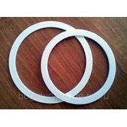 Термокольцо протекторное белое d 60 мм фото