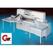 Высокоточная бумагорезательная машина JIYANG фото