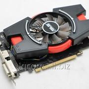 Видеокара 1 Gb DDR5 EAH6670/DIS/1GD5 Asus ATI Radeon HD 6670 128 bit PCI-E 2.0 16 фото
