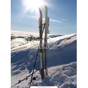 Лыжи горные для взрослых фото