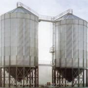 Башни силосные Ilpersa в Астане, Казахстан фото