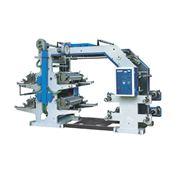 Флексографическая печатная машина фото