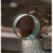 Сверление отверстий d=100-120 мм в стекле и зеркале толщиной 4-6 мм фото