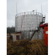 Зачистка резервуаров с нефтепродуктами фото