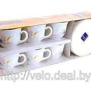 Чайный сервиз Luminarc Elise 6 Персон 220 Мл 12 Пр. Арт: 38797 фото