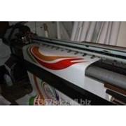 Печать на флаговой ткани фото