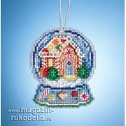 Набор для вышивания Gingerbread House фото