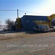 Быстровозводимые здания сэндвич панели фото