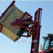 Фронтальный опрокидыватель контейнеров 180° фото