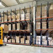 Формирование сборных грузов. фото