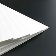 Вспененный поливинилхлорид (ПВХ) UNEXT 4 белый back side фото