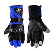 Перчатки защитные Pro-Biker HX-05 синие M фото