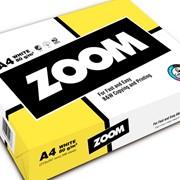 Бумага офисная ZOOM фото