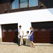 Ворота Yett 01 фото