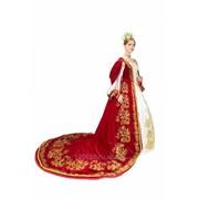 Платье императрицы Екатерины II фото